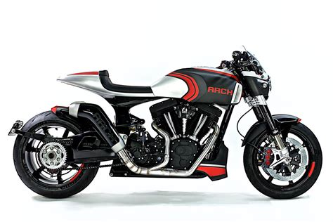 arch  motorcycle  method  concept unveiled