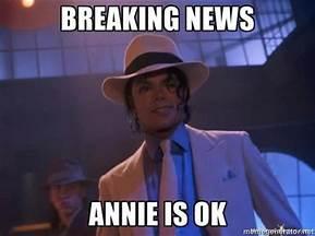 annie are you okay vine image to u