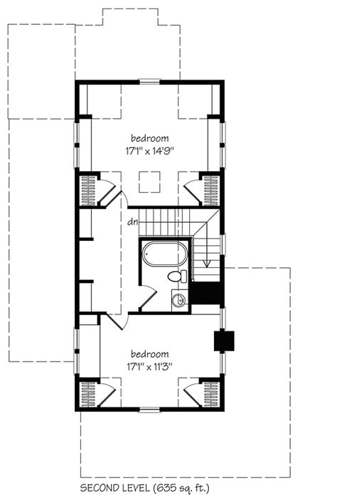 shed layout plans sugarberry cottage moser design southern living