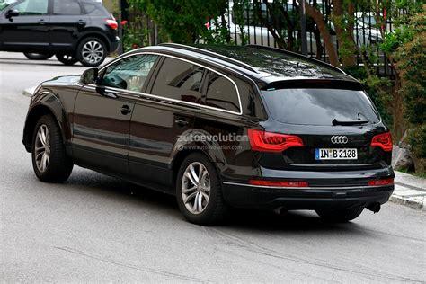 Spyshots 2018 Audi Q7 Test Mule Autoevolution