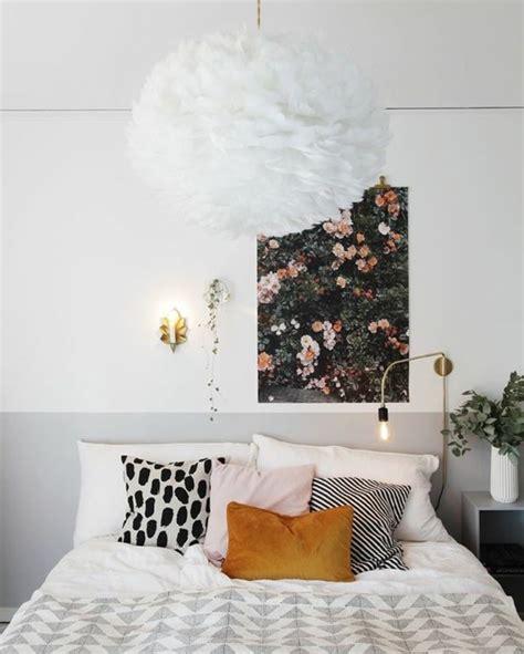 peindre une chambre en deux couleurs peindre une chambre en deux couleurs 205736 gt gt emihem com