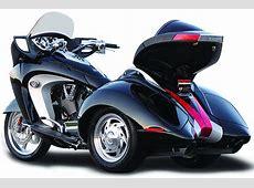 Victory Vision Trike Goes to Oz autoevolution