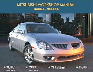 Mitsubishi Workshop Manual  Magna    Verada