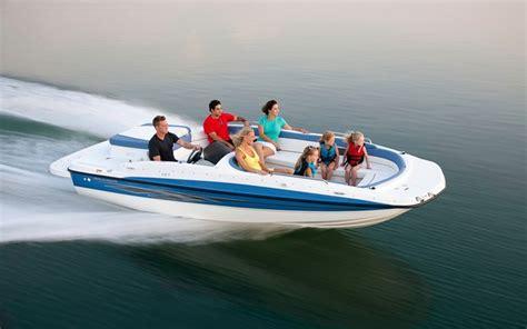 bayliner 190 deck boat test 2014 bayliner 197 deck boat tests news photos