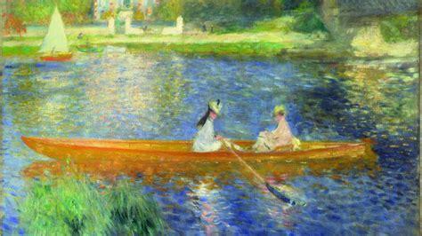 Impressionnisme : la love story de l eau