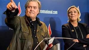 Bannon en Le Pen trekken samen op | Buitenland | Telegraaf.nl