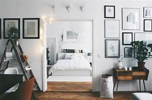Zimmer Günstig Einrichten : durchblick ins schlafzimmer in sch ner altbauwohnung in leipzig schlafzimmer altbau leipzig ~ Bigdaddyawards.com Haus und Dekorationen