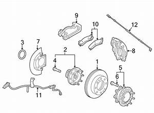 Chevrolet Silverado 2500 Hd Wheel Hub Extension  2wd  W