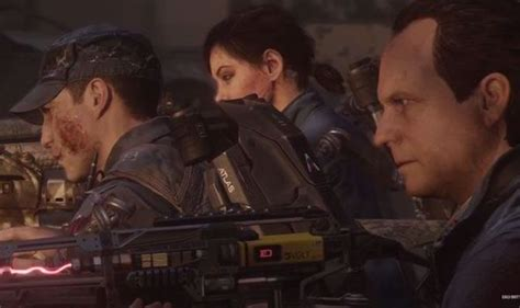 Call Of Duty Advanced Warfare's New Weapons, Allies