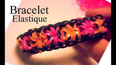 comment faire des bracelets élastiques comment faire un bracelet 233 lastiques et fleurs sans machine