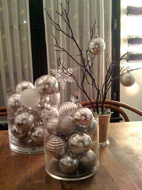 alternative   christmas tree ornaments dream home