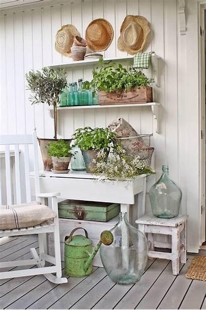 Farmhouse Rustic Porch Decor English Designs Retreat