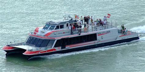 Speedboot Wien Budapest by Twin City Liner Ticket