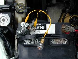 Testing Battery And Charging System