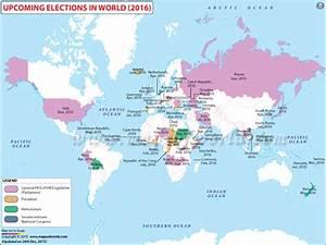 2016 Elections | Elections Calendar 2016