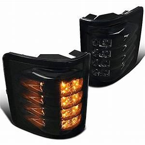 Ford F250350450550650 Superduty Smoke Lens Amber Led Side