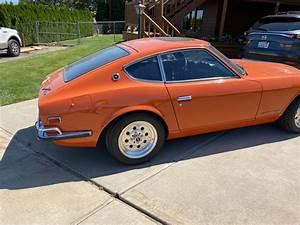 1972 Datsun 240z Manual For Sale In Bellevue  Wa