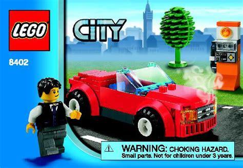 lego sports car instructions  city