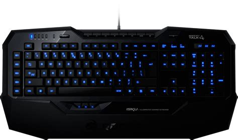 pack gaming roccat clavier isku azerty souris kone pure top achat
