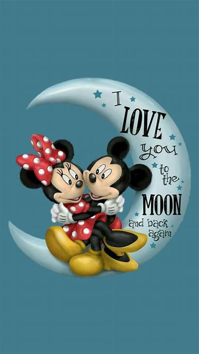 Mickey Minnie Mouse Disney Wallpapers Friends Characters