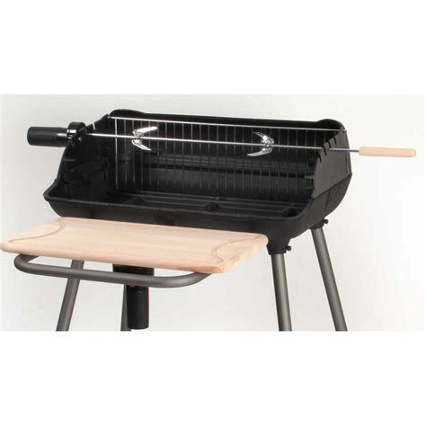 chariot inox cuisine découvrez le barbecue bergamo somagic cuve fonte tournebroche