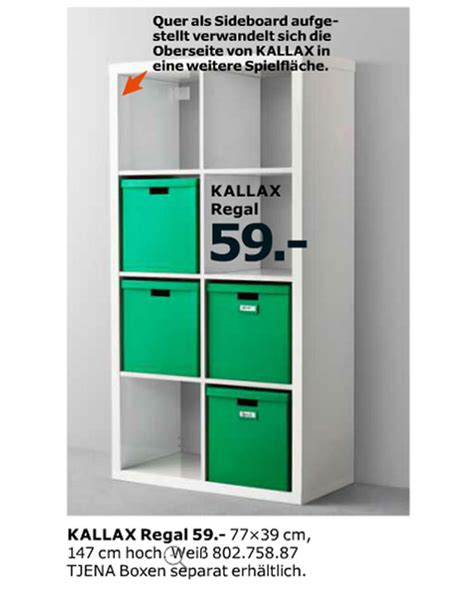 Ikea Neuheiten 2016 by Ikea Katalog Neuheiten Kallax Limmaland