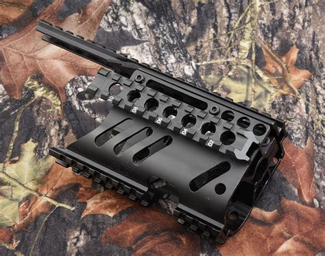rail quad tactical pyramid picatinny rbo adapter mini system sling rails gun m14