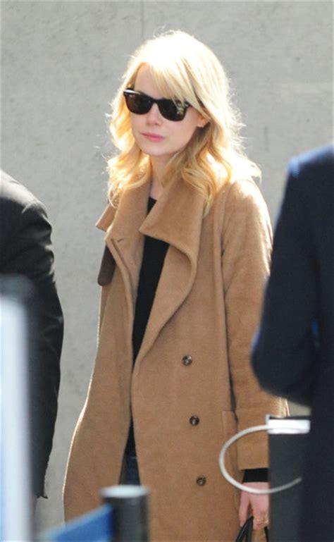 Emma Stone Arrives In La Zimbio