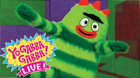 Gabba Gabba Live - yo gabba gabba live there s a in my city hd
