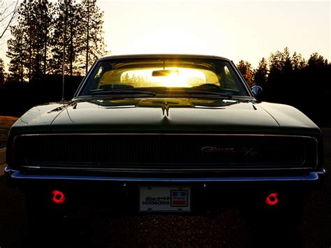 dodge charger   muscle classic  wallpaper