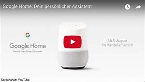 Google Home In Deutschland : sorry alexa google home kommt am 8 august 2017 nach ~ Lizthompson.info Haus und Dekorationen