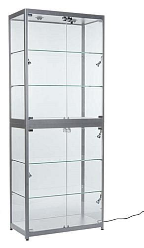 trade show storage cabinets trade show display case exhibit booth cabinet with