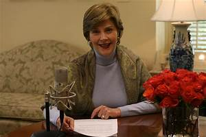 Laura Bush - The George W. Bush Presidential Library and ...