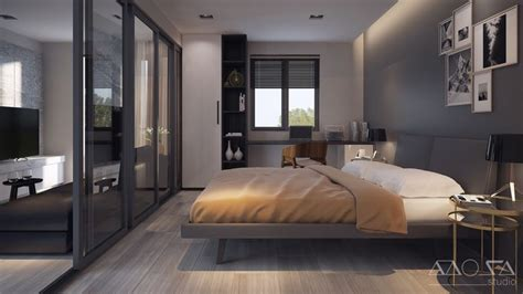 25 Beautiful Examples Of Bedroom Accent Walls That Use Slats To Look Awesome : 2867 Best Images About Bedroom Designs On Pinterest