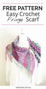 How To Crochet A Noro Scarf  Free   Easy Pattern With Video