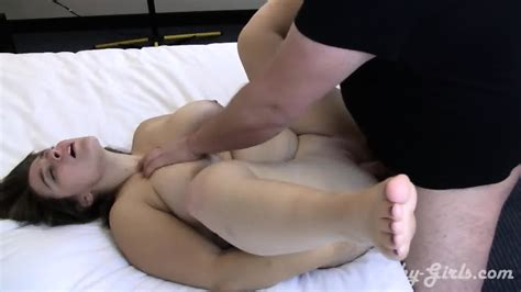 Chubby Amateur Tries Anal Eporner