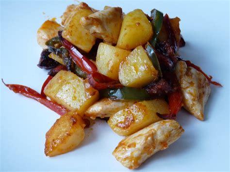 po 234 l 233 e poulet pommes de terre recettes cookeo