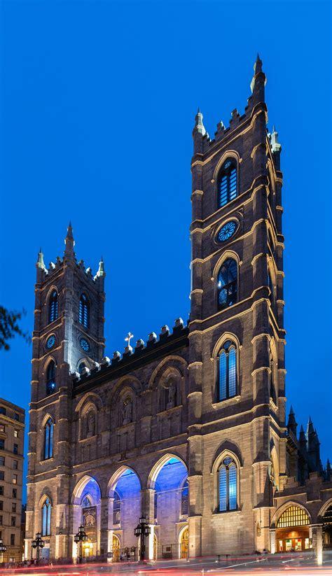 notre dame basilica montreal wikipedia