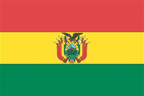 Flag of Bolivia - Symbol of Prosperity and Values: Facts ...