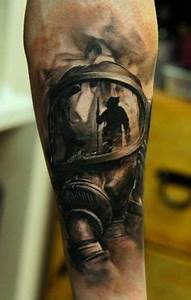 Smokin' Ink on Pinterest | Firefighter Tattoos ...