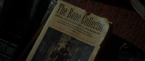 bone collector kuwaderno ni maia