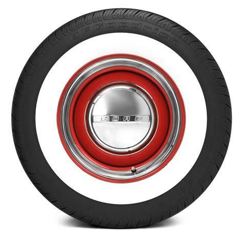 white wall tires coker bfgoodrich 3 inch whitewall tires