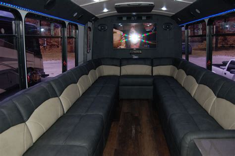 custom seating   party bus rv furniture upgrade party bus party furniture