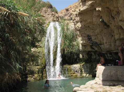 Ein Gedi & Dead Sea, April 2010 | Oren Schuldiner's Lab