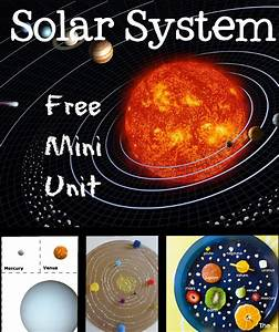 » FREE Solar System Mini-Unit Lesson Plan of Happiness