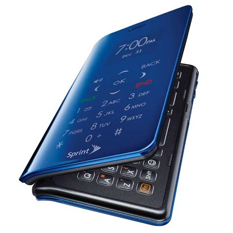 Sanyo Mobile by Sanyo Innuendo Bluetooth Texting Phone Boost Mobile