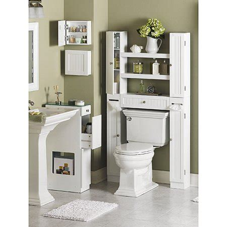 Toilet Etagere White by Get The Homz Country The Toilet Space Saver Etagere