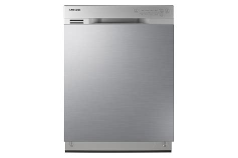 Samsung Dw80j3020us Front Control Dishwasher Stainless