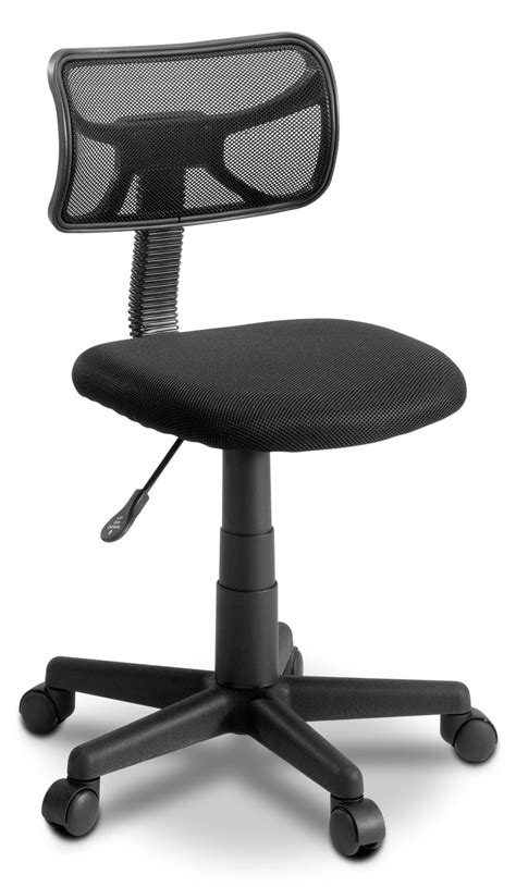 Office Chairs Denver by Denver Fabric And Mesh Task Chair The Brick
