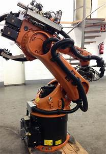 Used Robot Kr60  3